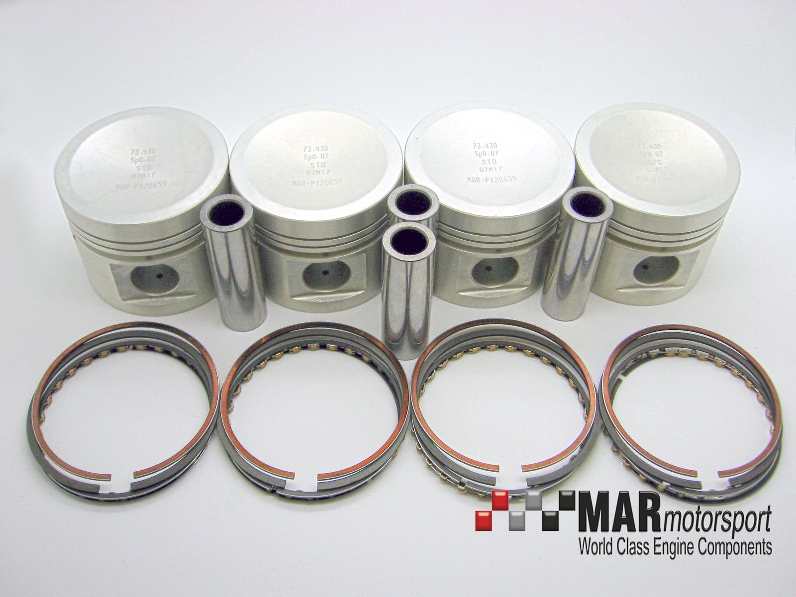 73.50mm Classic Mini Pistons – 1380cc