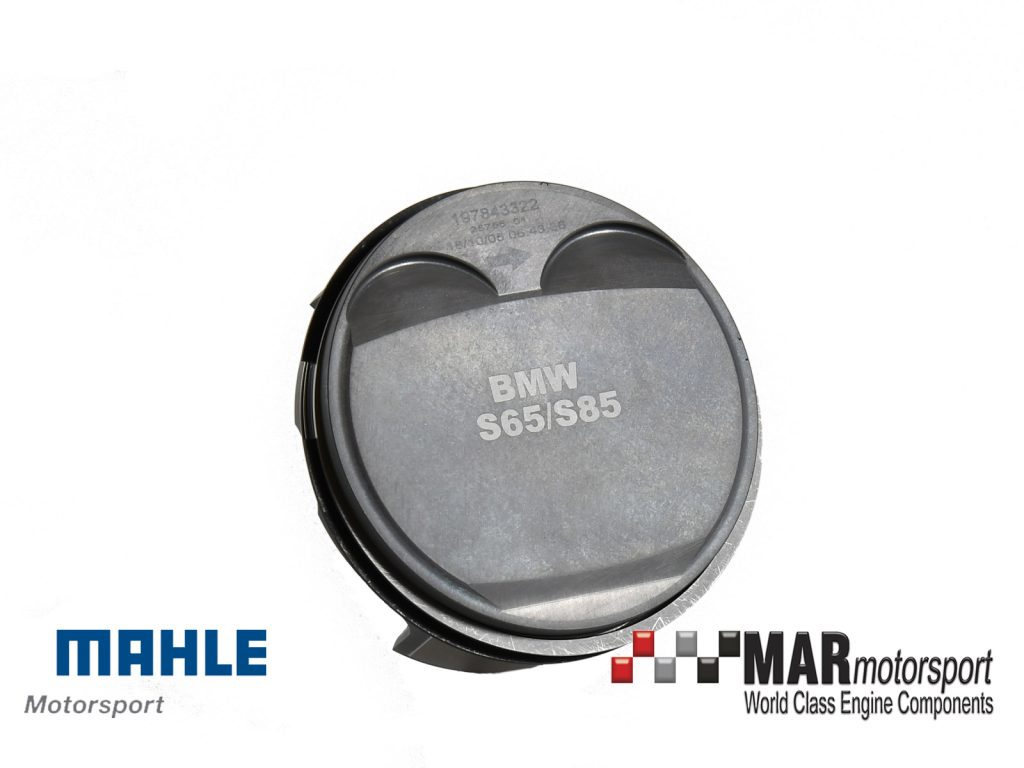 BMW S65 &  S85 Forged Pistons from MAHLE Motorsport