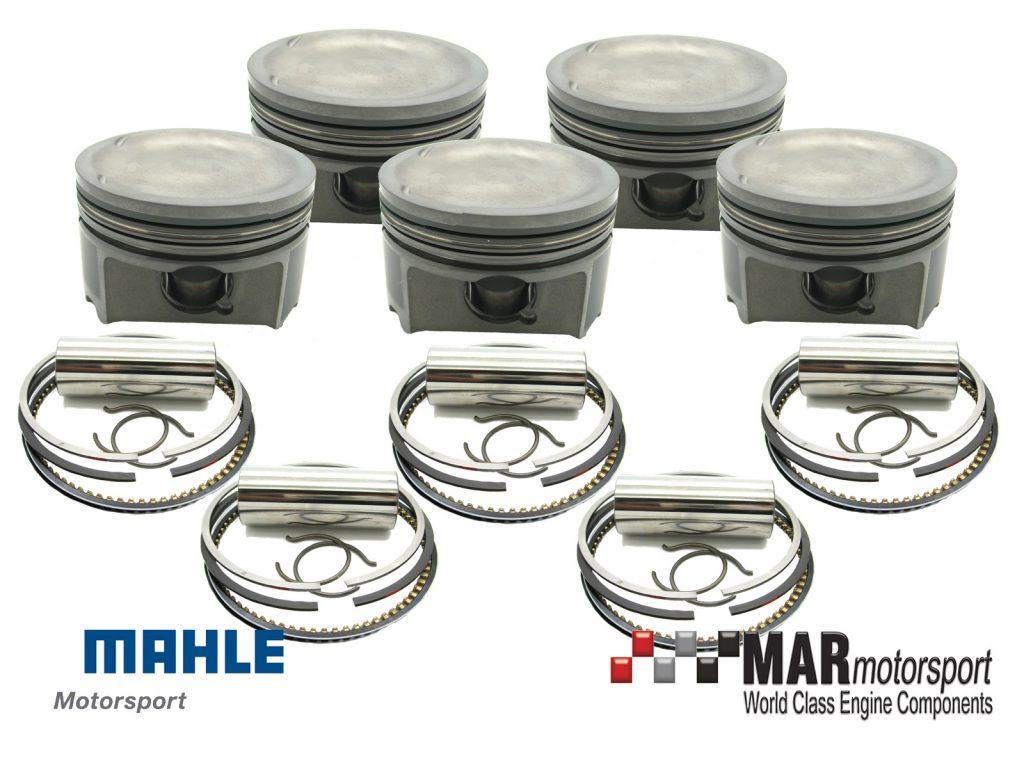 MAHLE Motorsport pistons for Focus RS MK2 & Focus ST MK2