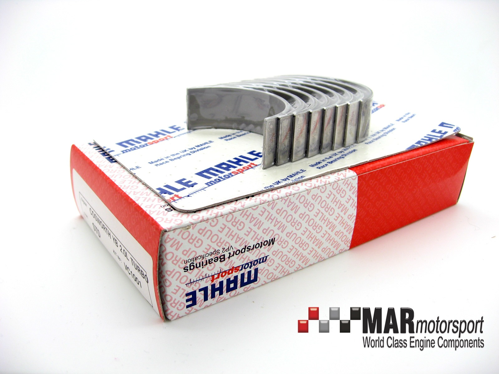 MAHLE Motorsport bearings YB Cosworth